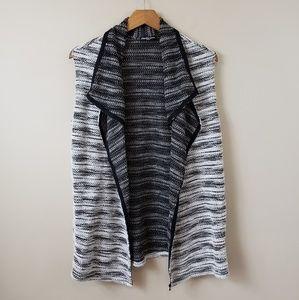 Cha Cha Vente Open Front Knit Vest